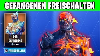ENDLICH Snowfall Skin 🎁 | Fortnite Season 7 Week 9 English