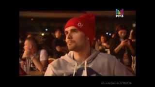 МакSим и Винтаж - Из окна [cover Noize MC] (Премия Муз-ТВ 2012)