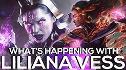 What's Happening with Liliana Vess? | Magic: The Gathering Lore