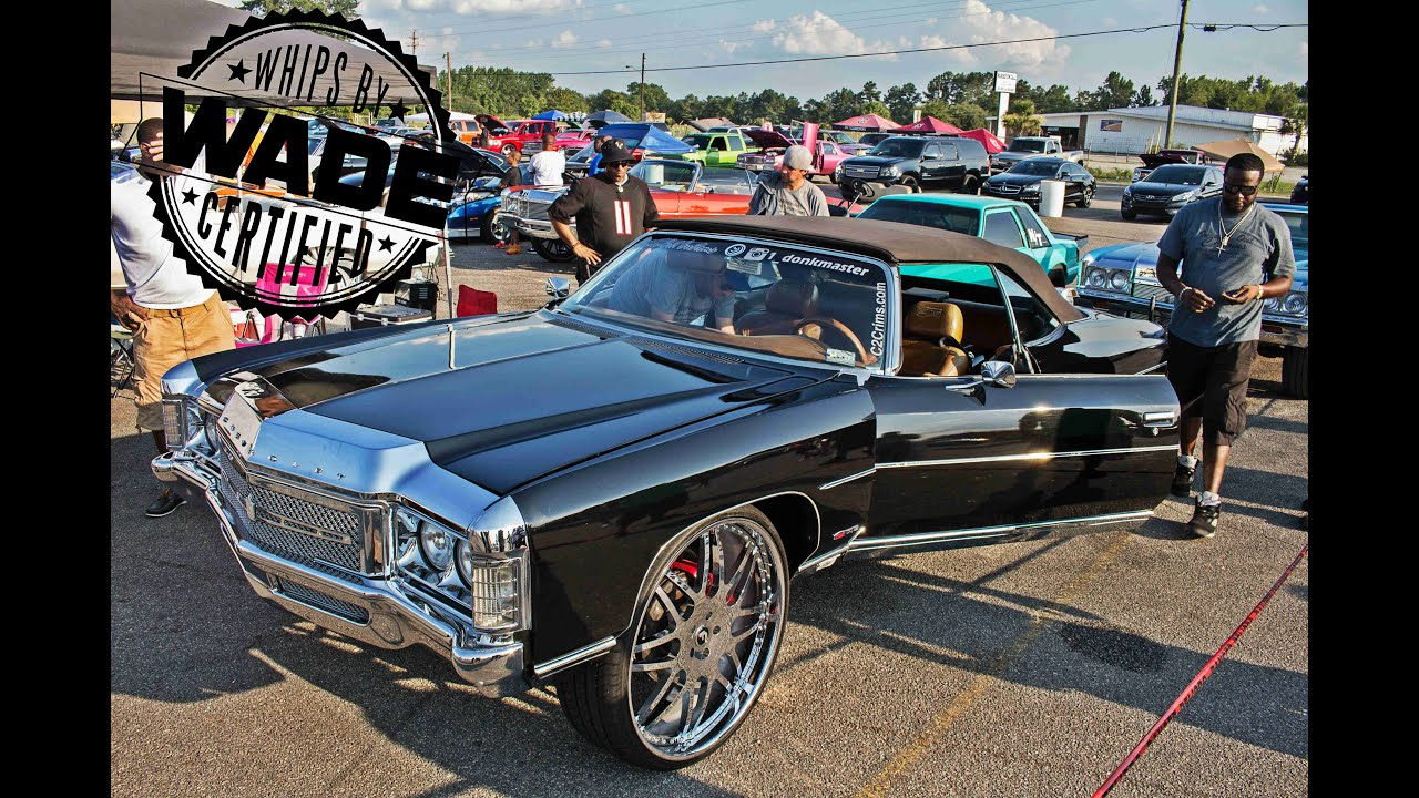 Fast And Flashy Donk Races Car Show Presented By Donk - Donk car show