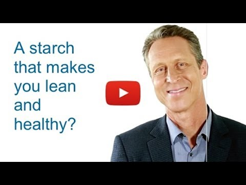 The Starch that Makes You Lean and Healthy