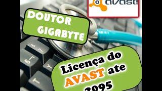 chave de licença do Avast 2016 ate 2095 - free key