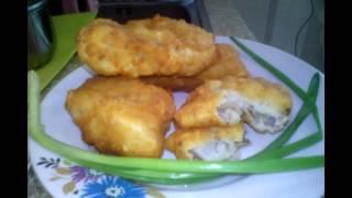 Филе рыбы во фритюре- Очень вкусный рецепт