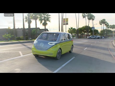 Volkswagen: Uncompromising E-Mobility