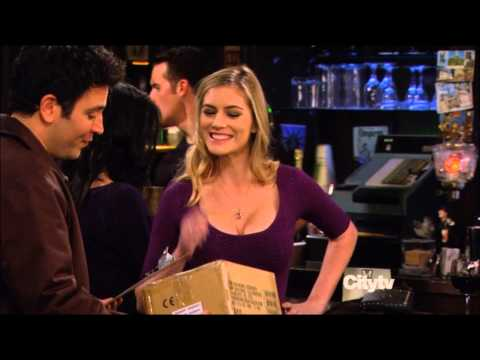 How I met your mother - The special delivery