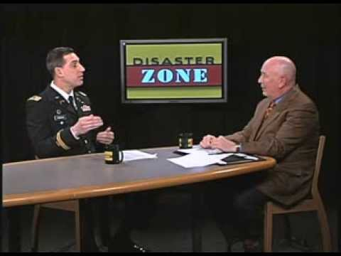 Disaster Zone - Military Assistance in Disasters