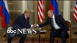 WH issues Trump walk-back on Russia for 3rd day in a row