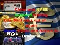 watch he video of Greek Crisis | China & NYSE Trading Halt | US Mint Runs Out of Silver