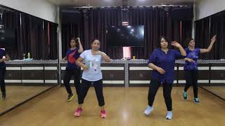 Nawabzaade | Tere Naal Nachna | Easy Steps | Dance Choreography By Step2Step Dance Studio | Mohali