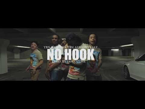"YBN Nahmir x YBN Almighty Jay ""No Hook""(Prod by Hoodzone)"