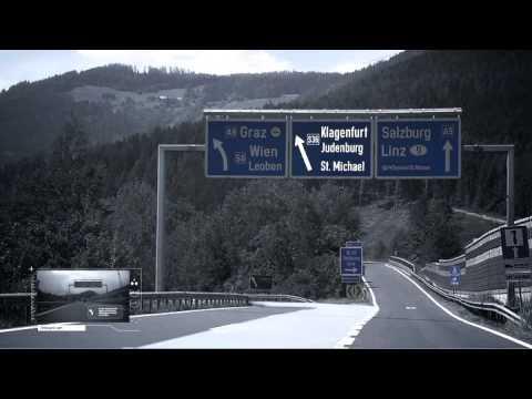 Anreise Red Bull Ring - von Salzburg kommend