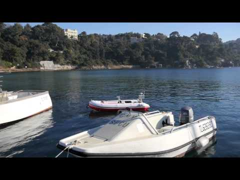 Marine drone testing in Toulon