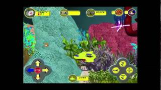 Yellow Submarine UnderSea Adventure Game for iOS and Android Devices