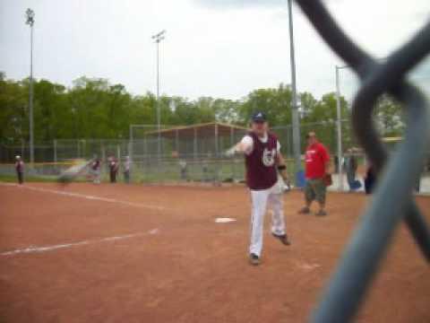 Church League Softball part 1 (april 19, 2010)