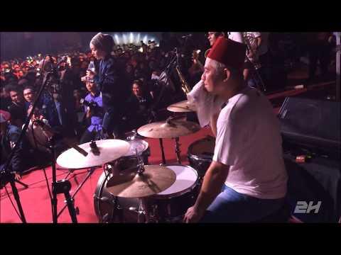 Bakri (Gerhana Skacinta) / My Boy Lolilpop (Live Drum Cam at Drug Youth Day - Music Festival)