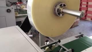 G-650 High Speed Window Patching Film Patching Machine