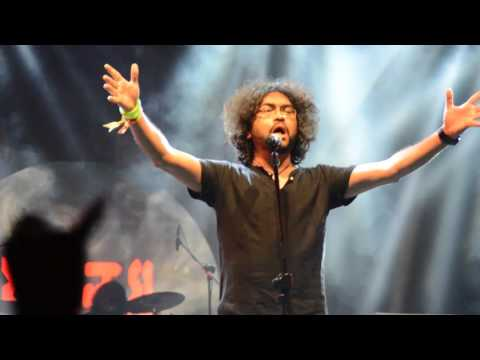 Fossils Live at Bacardi NH7 Pune 2015