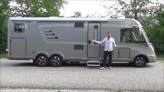 Hymer Wohnmobil B778 PremiumLine im Test / Review /Fahr- und Wohnbericht