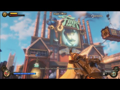 Bioshock Infinite [Part 7 - Finkton]