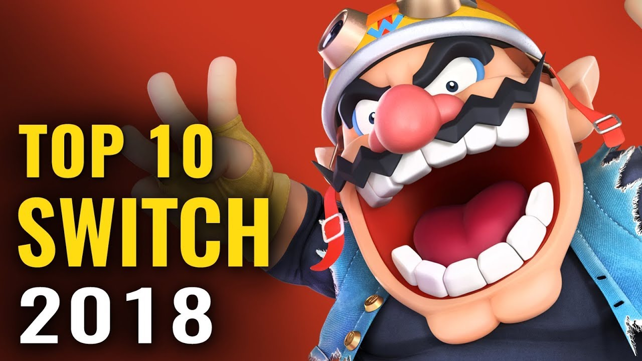 Top 10 Best Switch Games of 2018   whatoplay