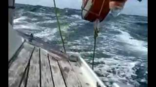 Sailing Sweden yacht