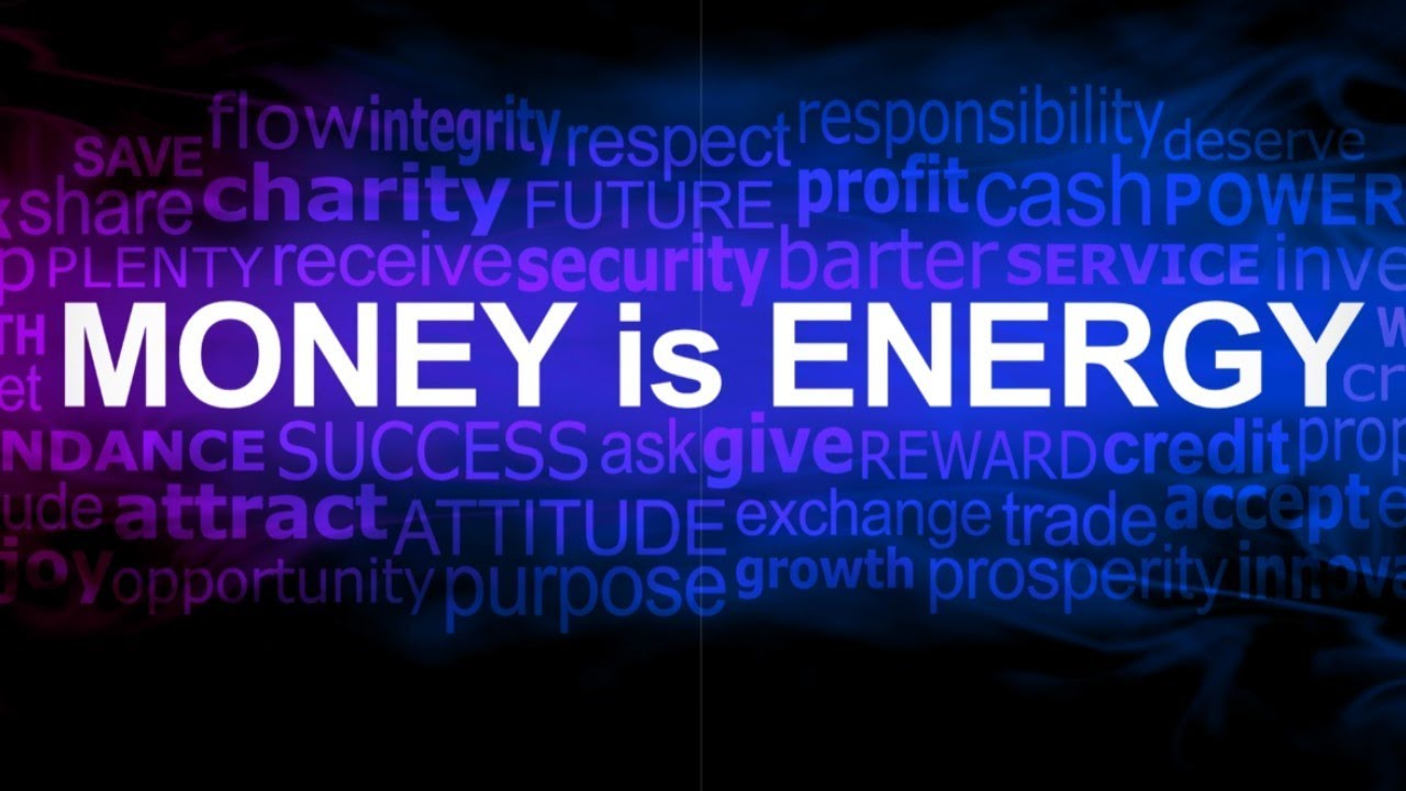 How To Align With The Energy Of Money Abundance Powerful Law Of Attraction Technique