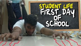 Student Life: First Day of School || Anil Lobo