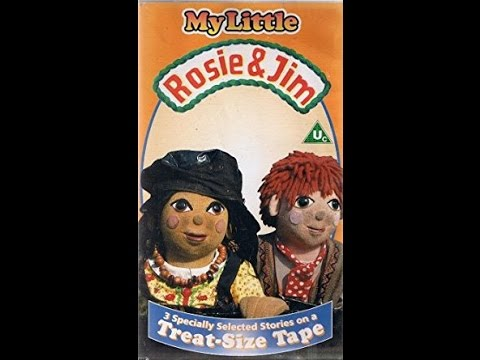 My Little Rosie and Jim Complete VHS