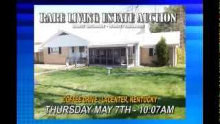 *rare Auction Group* Absolute Living Estate Auction