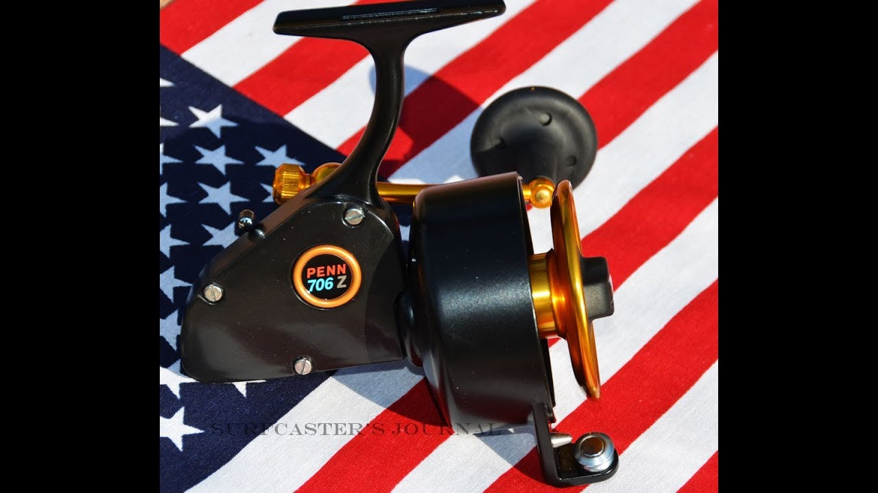 First look at new penn 706z reel for surfcasters youtube first look at new penn 706z reel for surfcasters pooptronica Images