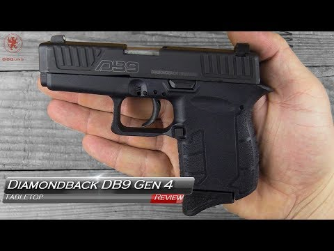 New Diamondback DB9 Gen 4 Tabletop Review