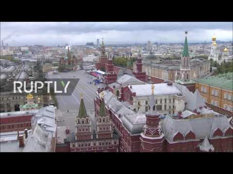 Immortal Regiment march marks Victory Day in Moscow