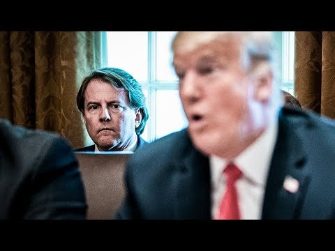 Donald Trump Freaks Out After Learning White House Counsel Working With Mueller