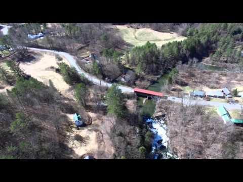 Thetford Center VT - Green Mountain Drone 251 Project