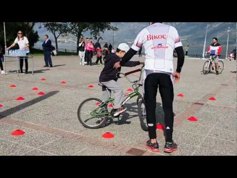 No limits cycling by George Himonetos 04-11-2012 Giannena video 5