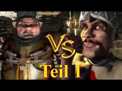 Schwein vs Sheriff | Stronghold Crusader KI Kämpfe