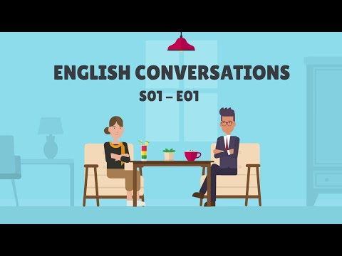 English Conversation ✪ Conversation en Anglais - (S01-E01)