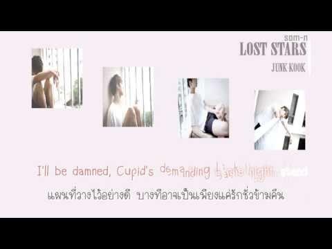[KARAOKE - THAISUB] JUNG KOOK (BTS) - LOST STARS