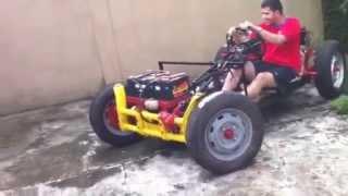 vehiculo electrico casero (1)  hecho en Costa Rica