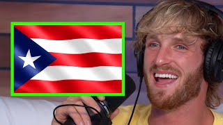 LOGAN PAUL'S HONEST THOUGHTS ON LIVING IN PUERTO RICO...