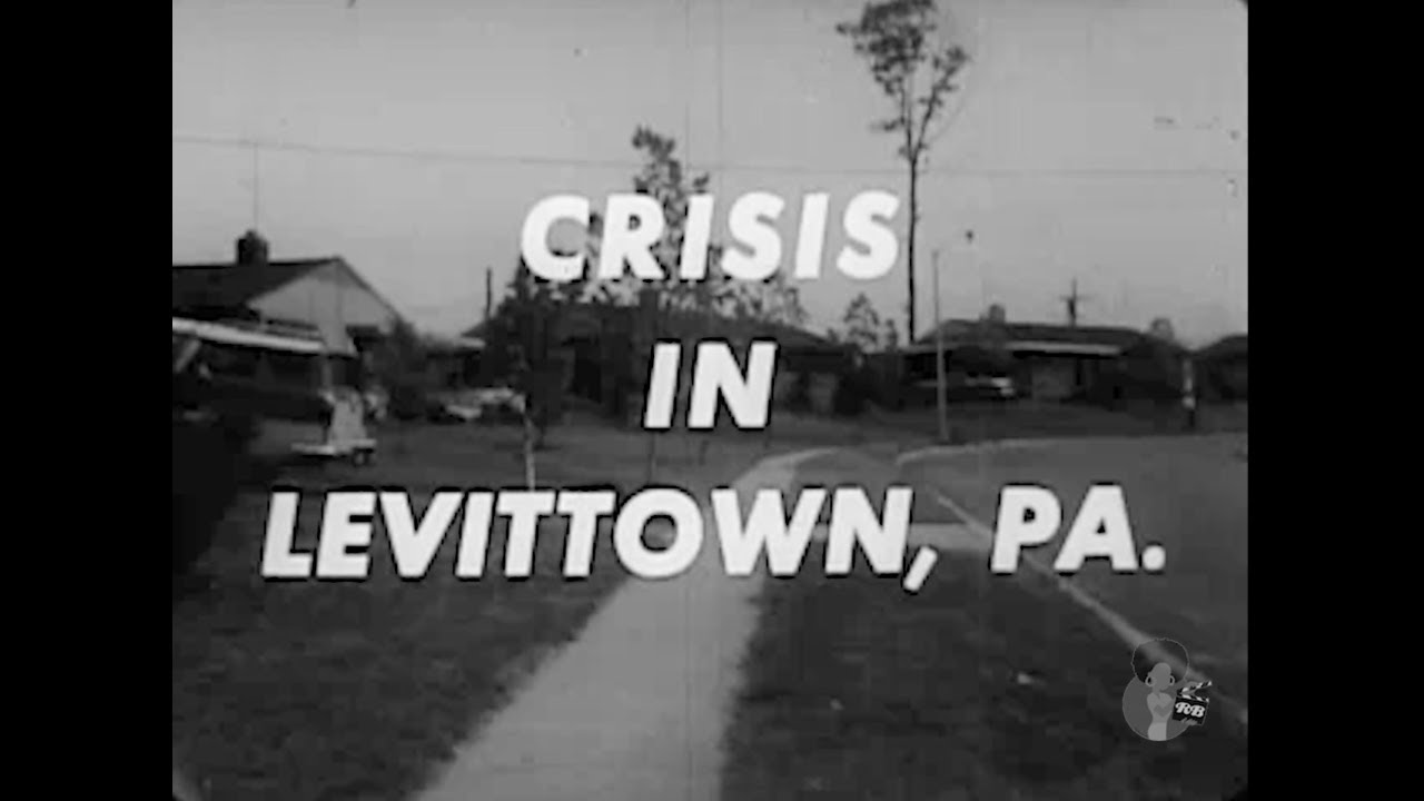 Crisis In Levittown, PA (1957) | Segregation and Racial Conflict in An American Neighborhood