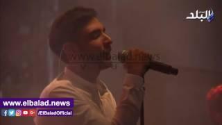 بالفيديو.. فرق غنائية من أنحاء الشرق الأوسط تشارك في مهرجان موسيقي بالأردن