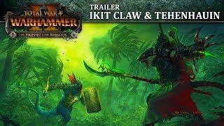 Total War  WARHAMMER 2:  Пророк и Чернокнижник. Трейлер!