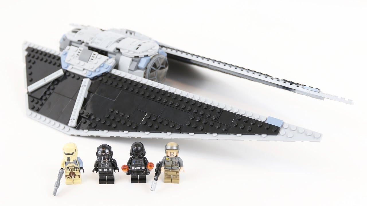 LEGO 75154 New Star Wars TIE STRIKER