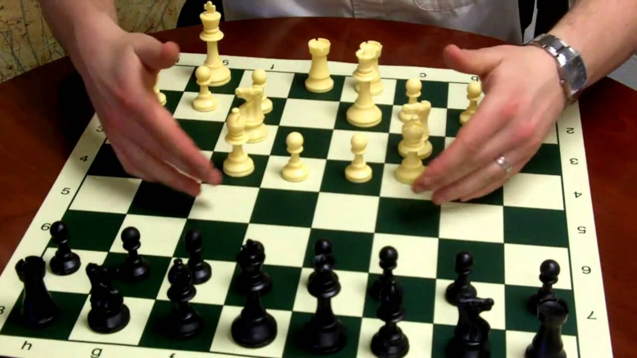 Velsete 2 Minute Chess Strategy: The Center - YouTube ZC-94
