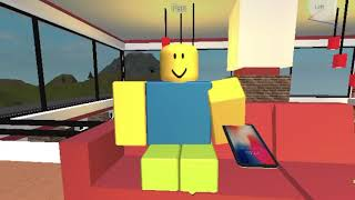 Leaving (My first Roblox Animation)