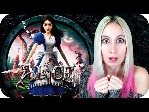 LA HUÉRFANA MÁS SINIESTRA!! - Alice: Madness Returns Ep 01