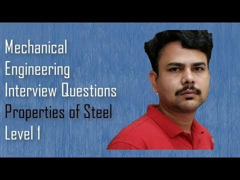 Engineering Materials-Mechanical engineering interview questions,dimu's tutorials