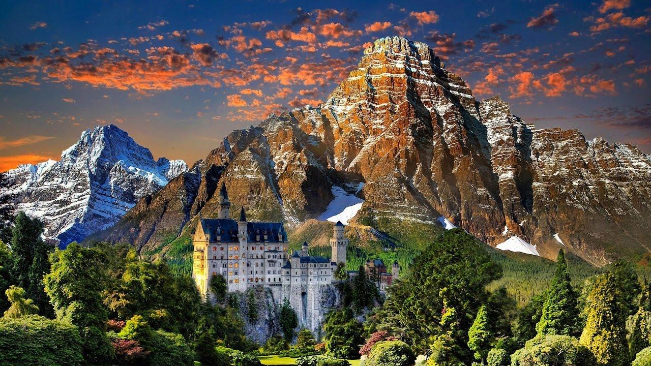 Neuschwanstein Castle - YouTube