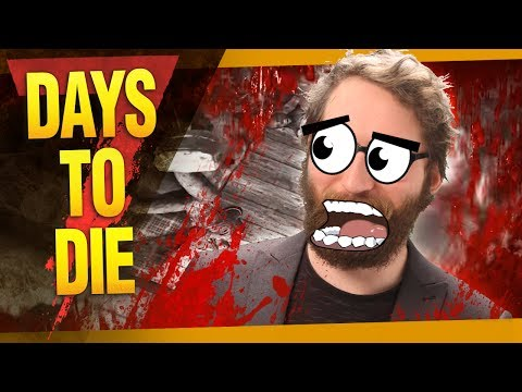 TOO MANY ZOMBIES | New 7 Days To Die